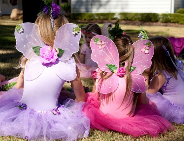 Fairy Birthday Party - Main Image
