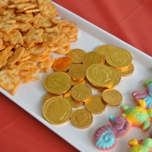 Octonauts Birthday Party - Food Image