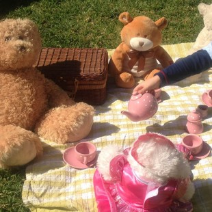 Teddy Bear Birthday Party - Games Image