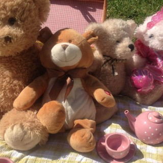 Teddy Bear Birthday Party - Theme Image