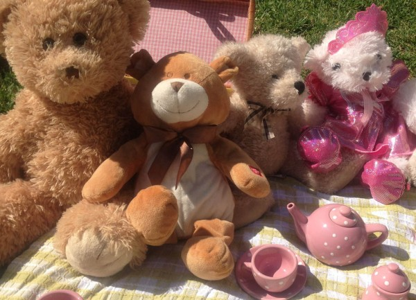 Teddy Bear Birthday Party - Main Image