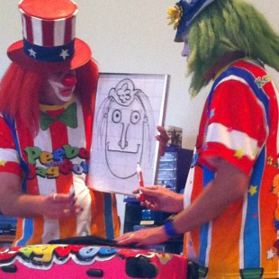Circus Birthday Party - Games Image