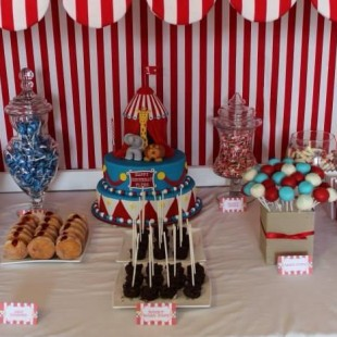 Circus Birthday Party - Food Image
