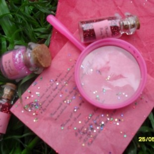 Fairy Birthday Party - Supplies Image