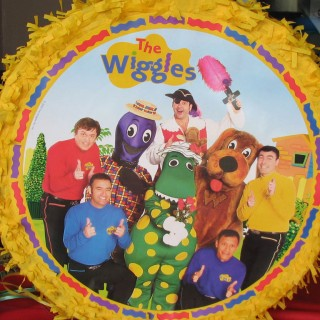 Wiggles Birthday Party - Theme Image
