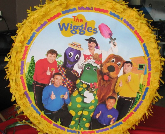Wiggles Birthday Party - Main Image