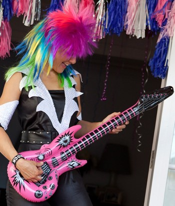 Disco - Rockstar Birthday Party - Main Image