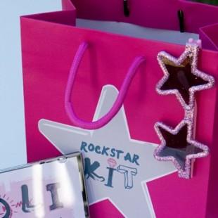 Disco - Rockstar Birthday Party - Supplies Image