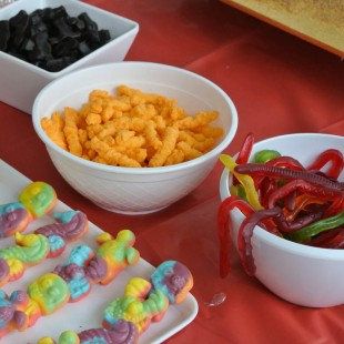 Pirate Party Ideas - Food Image