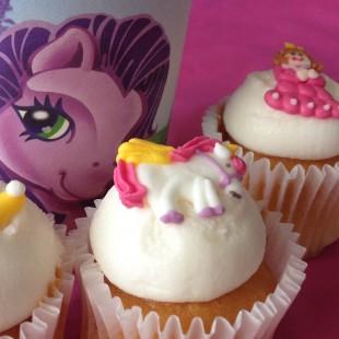 Pony Birthday Party - Food Image