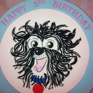 Hairy Maclary Birthday Party - Theme Image