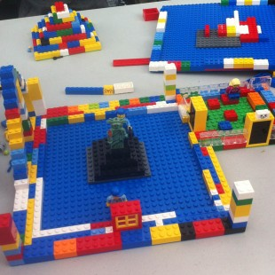 Lego Birthday Party - Games Image