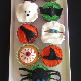 Halloween - Cake Image