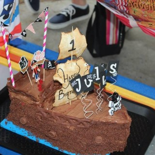 Pirates by the Sea Birthday Party - Main Image