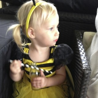 Bumble Bee Birthday Party - Main Image