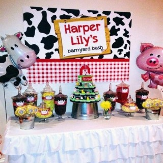 Harper Lily's Barnyard Bash! - Main Image