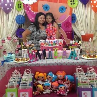 Lia's oh so sweet 5th birthday - Main Image