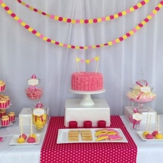 Pink Lemonade First Birthday - Main Image