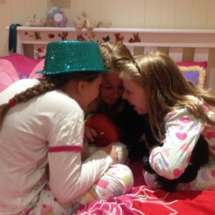 Sleepover Birthday Party - Games Image