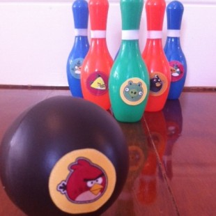 Angry Birds Birthday Party Ideas - Games Image