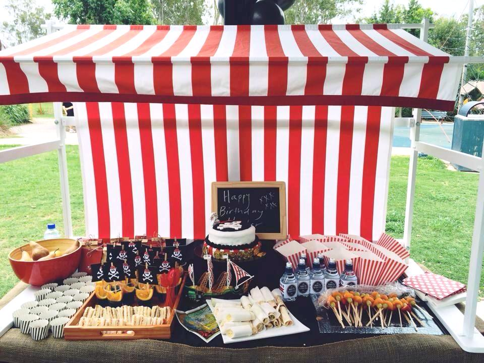 Itsy Bitsy Party Hire Pirate Party Kids Party Space