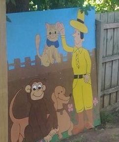 Curious George Birthday Party - Main Image