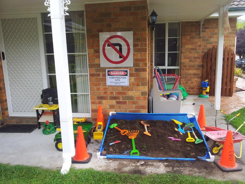 Reuben S Construction Party Kids Party Space