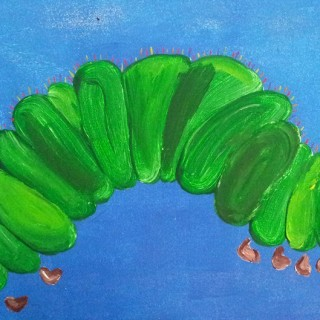 Eddie's Hungry Caterpillar Party - Main Image