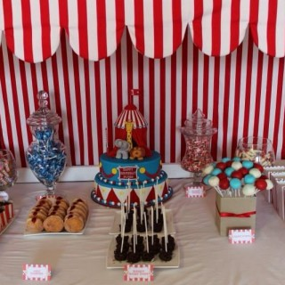 A Circus Themed Party - Main Image