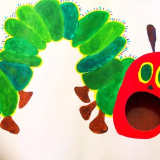 Very Hungry Caterpillar Party for Owen - Main Image