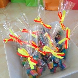 Rainbow Birthday Party - Supplies Image