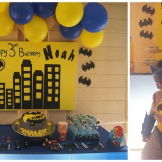A Very Superhero 3rd Birthday - Main Image