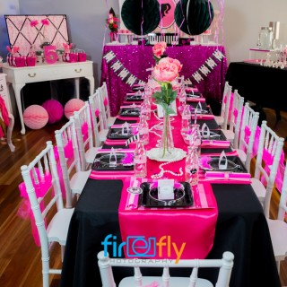 Amaya's 5th Barbie Party - Main Image