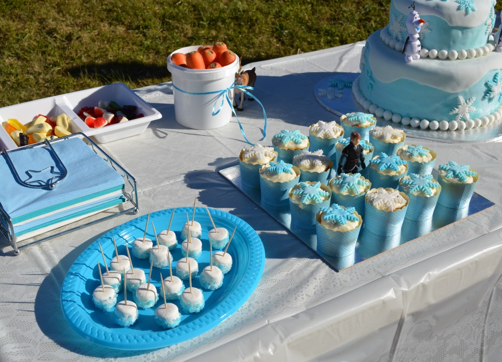 Disney Frozen Party In The Park Kids Party Space