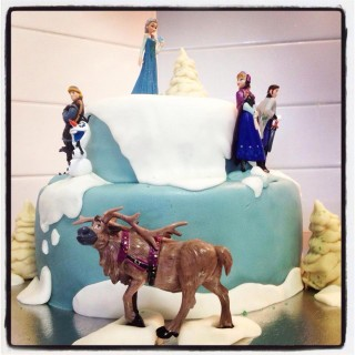 Disney Frozen Birthday Party - Theme Image