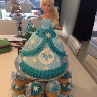 Olivia S Disney Frozen Birthday Party Kids Party Space