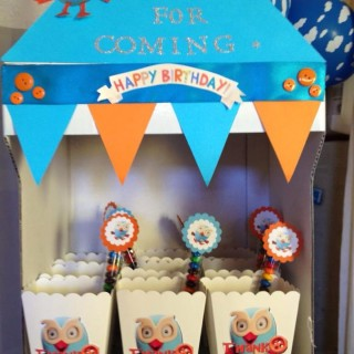 Giggle and Hoot 2nd Birthday Party - Main Image