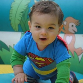 Superman 1st Birthday Party - Main Image