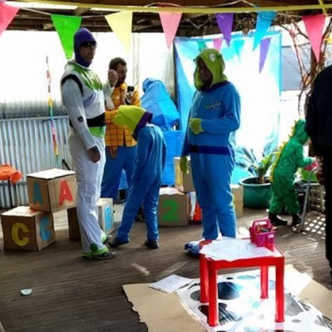 Toy Story Birthday Party Kids