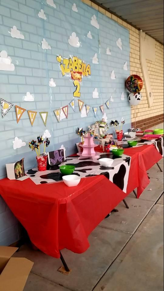 Toy Story Birthday Party Kids Party Space