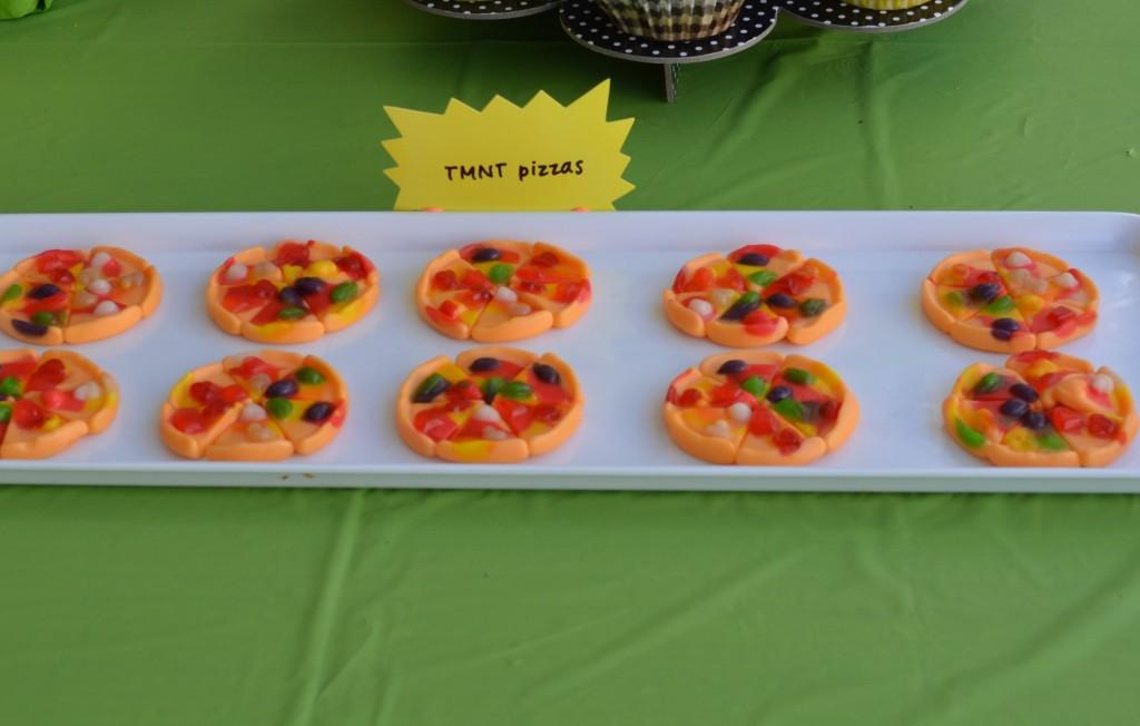 Teenage Mutant Ninja Turtles Rule!   Kids Party Space
