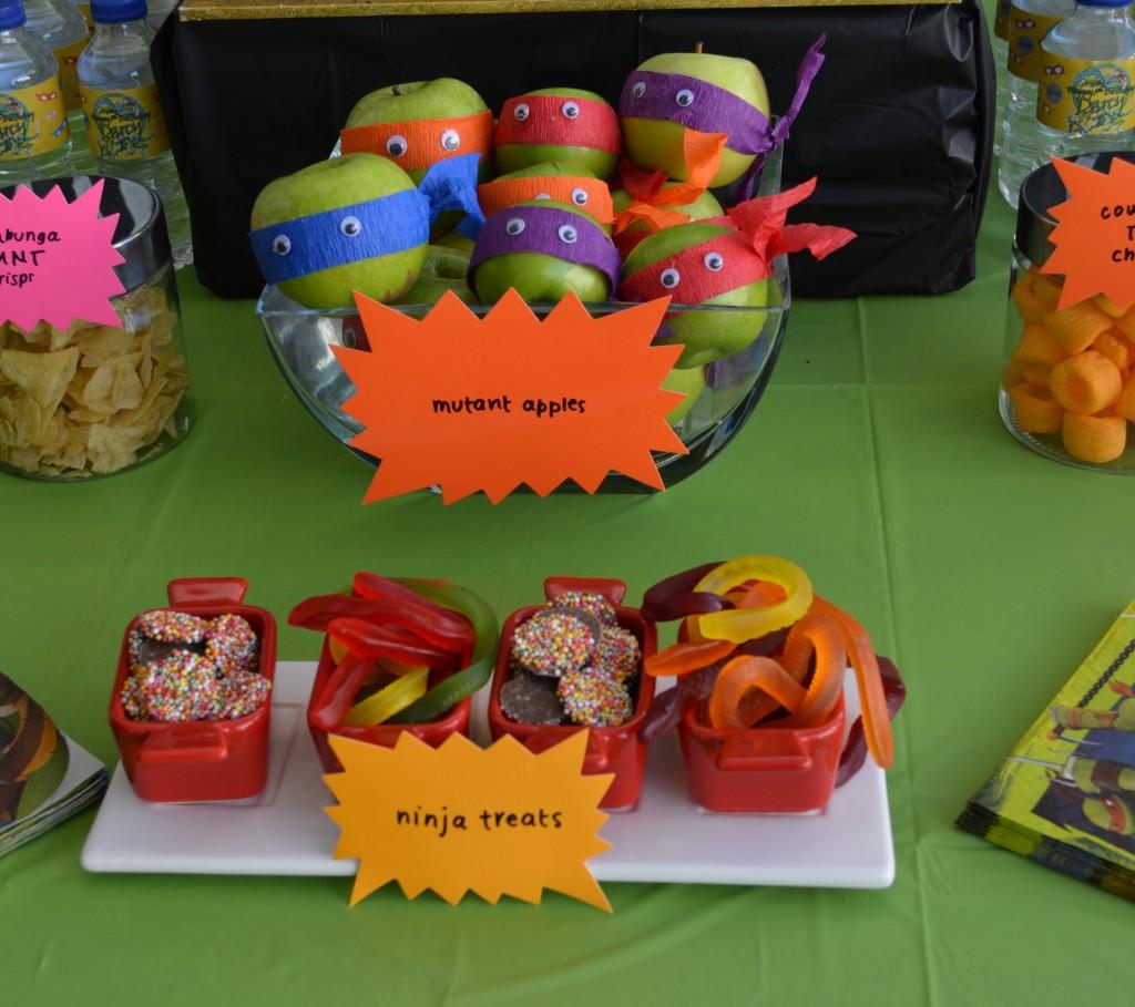 Teenage Mutant Ninja Turtles Birthday Party Invitations Free is amazing invitations example