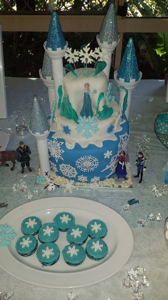 Frozen Party For Twins Kids Party Space