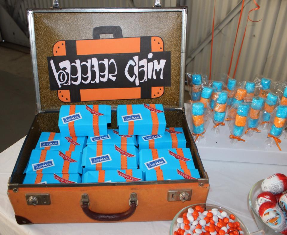 Disney Planes Birthday Party Kids Party Space