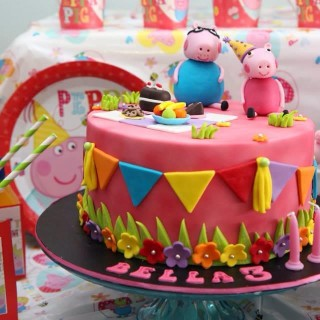 Peppa Pig Birthday Party - Main Image