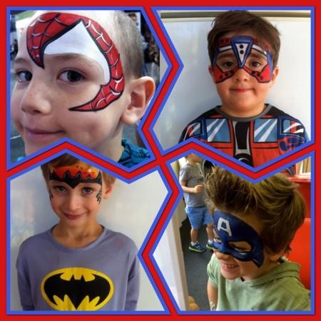 Superhero Birthday Party - Main Image