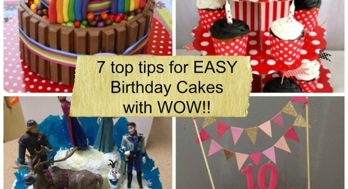 Birthday Cake Ideas Kids Party Space