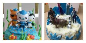 Easy Birthday cake ideas