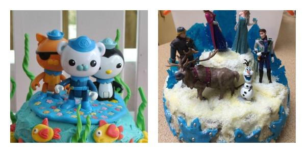 Birthday Cake Ideas Kids Party Space
