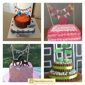 Kids Birthday cakes 1